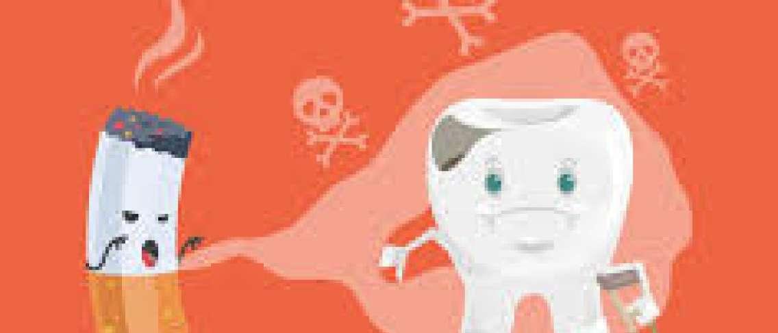 Bahaya Merokok Gambar Animasi Merokok Merusak Gigi Dan Menyebabkan Masalah Mulut Guesehat