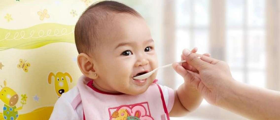 Jadwal Makan Bayi Usia 6 Bulan Guesehat Com