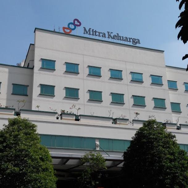 Rumah Sakit Mitra Keluarga Kelapa Gading Jakarta Utara.